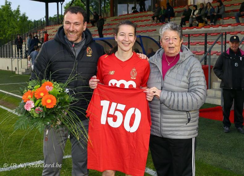 Standard Section Féminine - RSC Anderlecht (PO1 Super League)