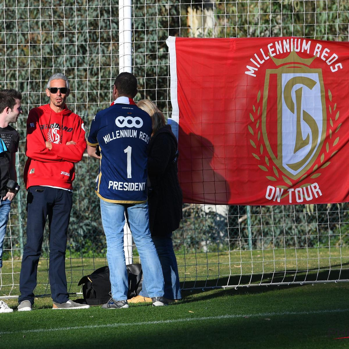 Clubs de supporters officiels