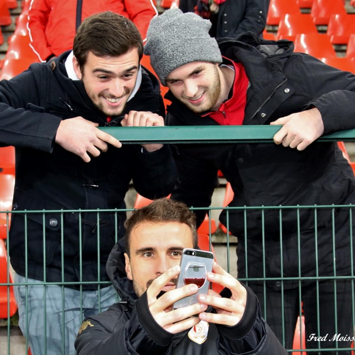 Visite du stade
